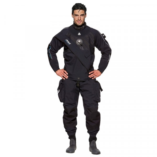 Waterproof D9X Breathable Herren Trockentauchanzug