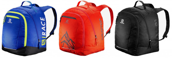 SALOMON ORIGINAL GEAR BACKPACK Rucksack Skirucksack Collection 2020