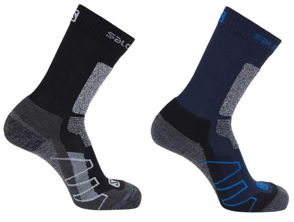 SALOMON PERFORMANCE PRO WOOL Wandersocken Trekkingsocken 1 PAAR