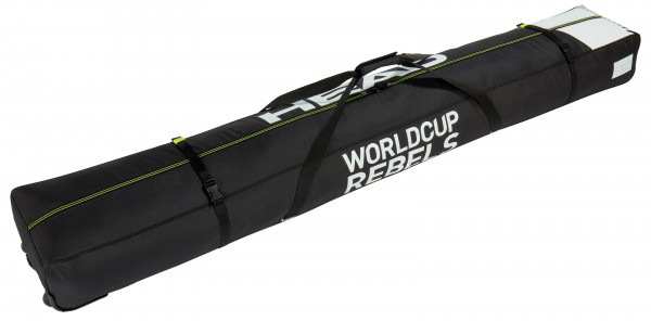 HEAD Rebels Double Skibag Skitasche mit Rollen Skisack Collection 2020