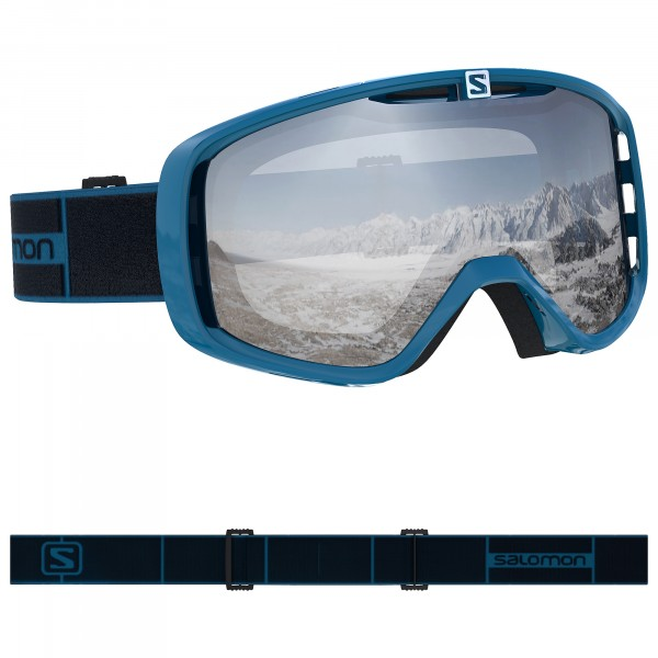 SALOMON AKSIUM Skibrille Snowboardbille Collection 2020