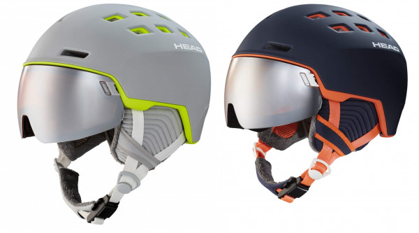 HEAD RACHEL VISIER Damenskihelm Snowboardhelm Collection 2021