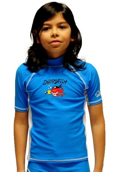 IQ UV-Shirt Kids Swordfish UV Shirt Gr. 104