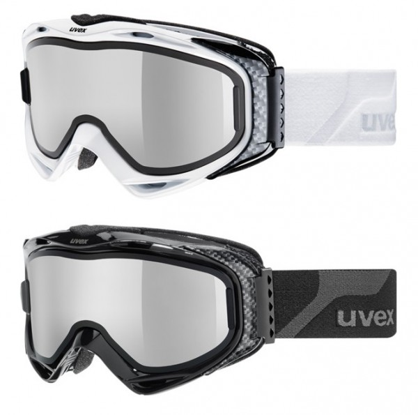 UVEX g.gl 300 TAKE OFF POLAVISION Skibrille Snowboardbrille Collection 2021