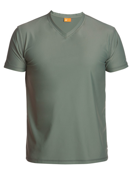 IQ UV 300 V-Shirt Regular Fit Herren