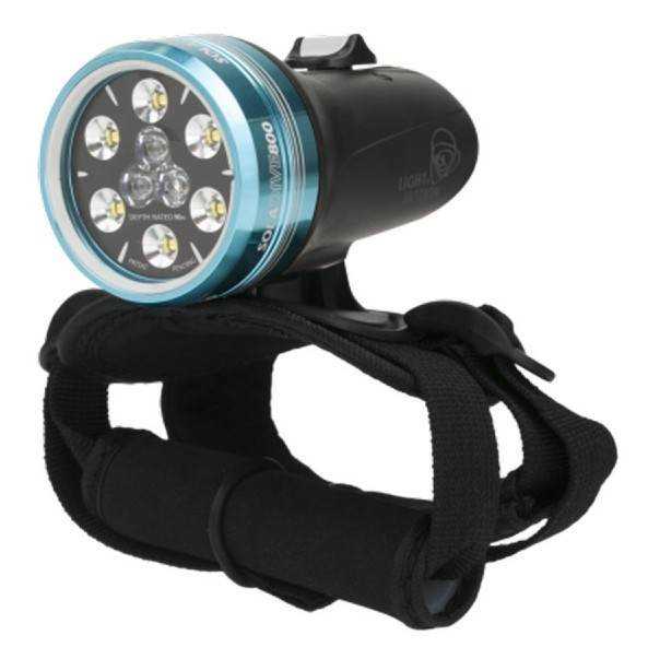Light & Motion SOLA DIVE 800 Tauchlampe