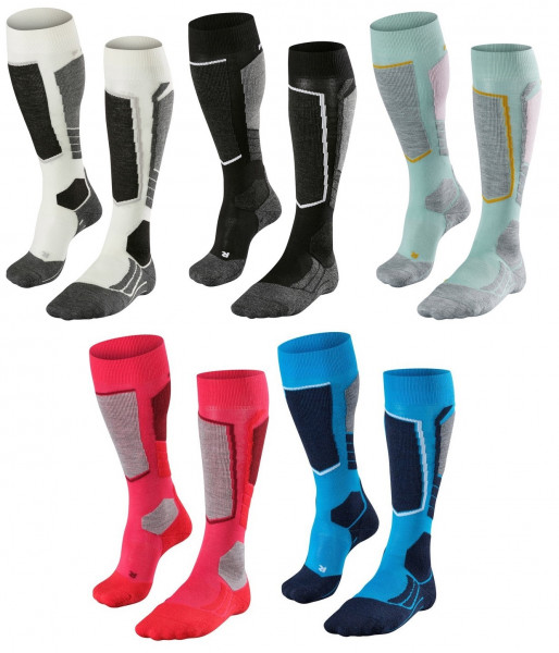 FALKE SK2 Damen Skisocken Snowboardsocken Collection 2021