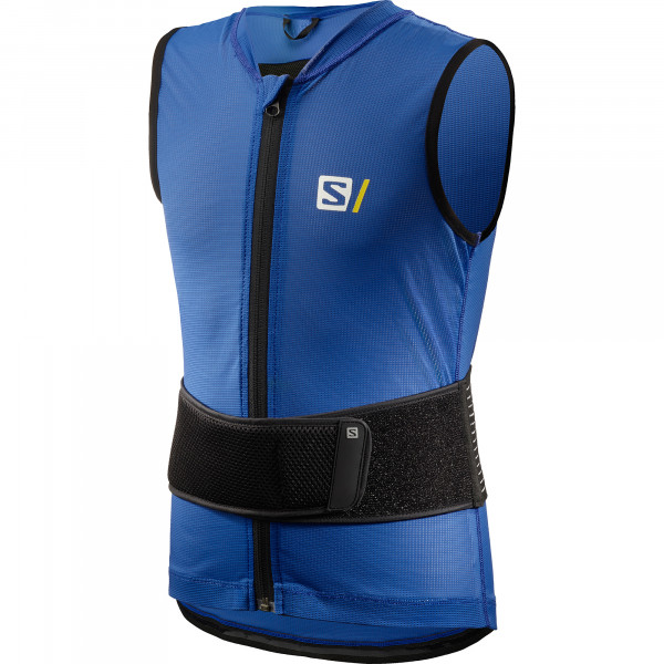 SALOMON FLEXCELL LIGHT VEST JUNIOR Rückenprotektor Kinder Collection 2020