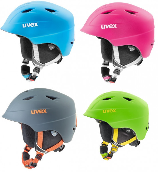 UVEX Airwing 2 PRO Kinder Skihelm Collection 2020