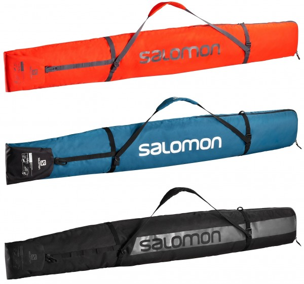 SALOMON ORIGINAL 1 PAIR SKI SLEEVE Skitasche Skisack