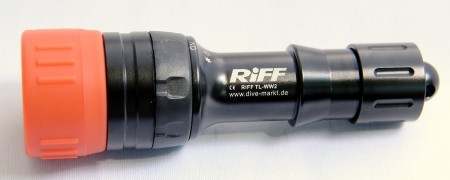 RIFF TL-WW 2 Tauchlampe Weitwinkel