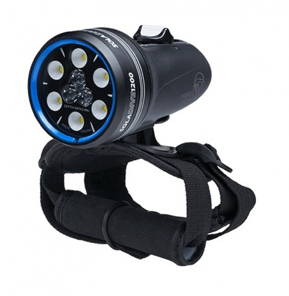 Light & Motion SOLA DIVE 1200 S/F Tauchlampe
