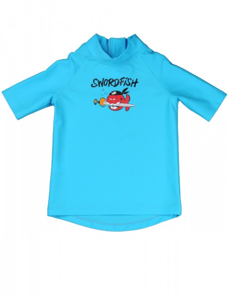 IQ UV 300 Shirt Kiddys Swordfish UV Shirt