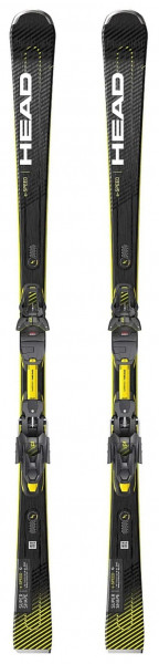 HEAD Supershape e-SPEED SW mit PRD 12 GW Bindung All Mountain Ski Collection 2021