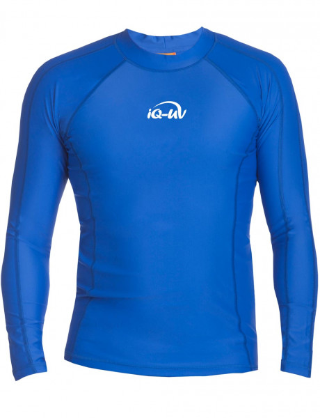 IQ UV 300 Shirt Slim Fit Watersport Longsleeve Men UV Shirt