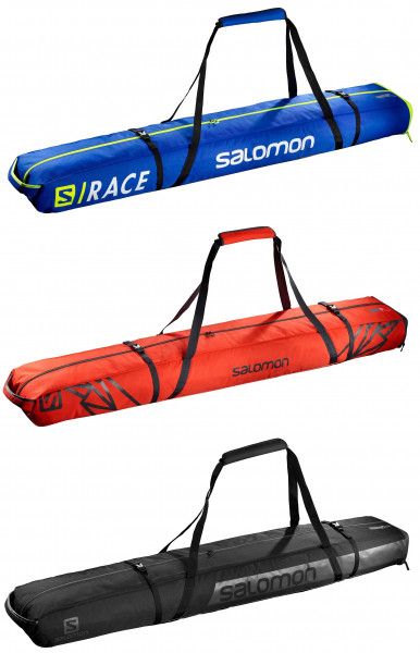 SALOMON EXTEND 2 PAIR SKIBAG 175+20 Skitasche Skisack Collection 2020
