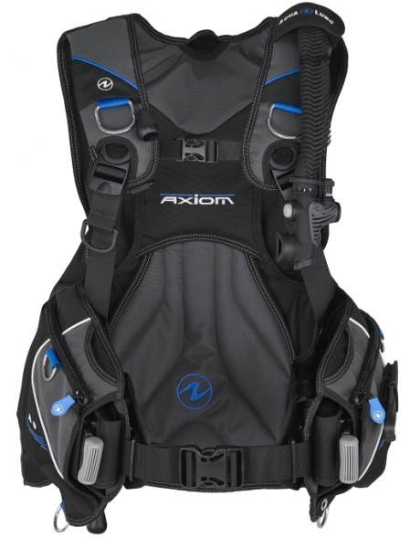 Aqualung AXIOM BLUE Taucherjacket Tarierweste