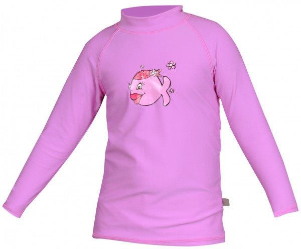 IQ UV 300 Shirt LS Kiddys Candyfish Langarm UV Shirt
