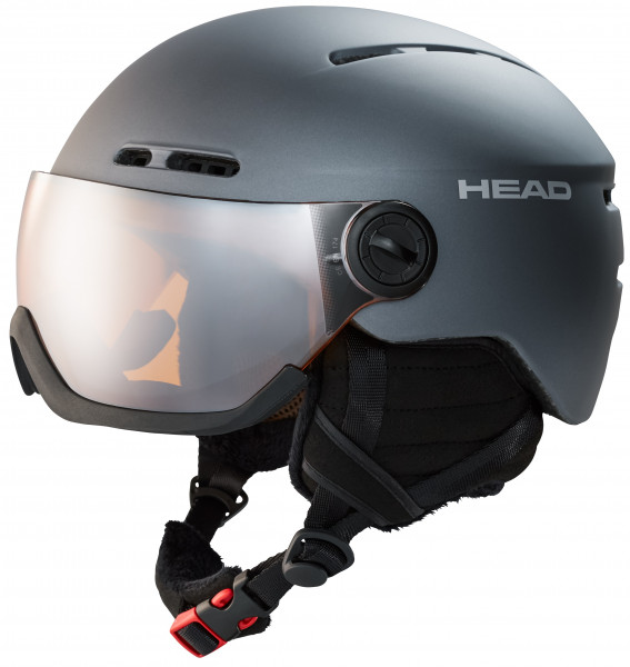 HEAD KNIGHT VISIER Skihelm Snowboardhelm UNISEX Collection 2020