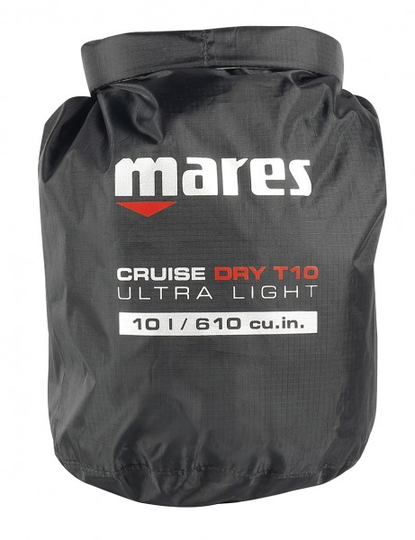 Mares Cruise Dry T-Light Bag 10 Liter DRY BAG