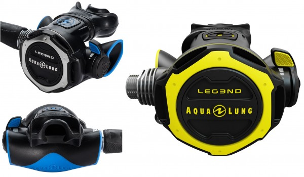 Aqualung LEG3ND Atemregler mit Octopus LEG3ND Collection 2020