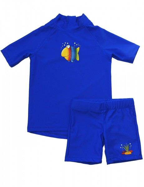 IQ UV 300 Set Kiddys MiaCarlo UV Shirt und UV Shorts