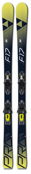 FISCHER PROGRESSOR F17 mit Bindung RS 10 PR All Mountain Ski Collection 2021