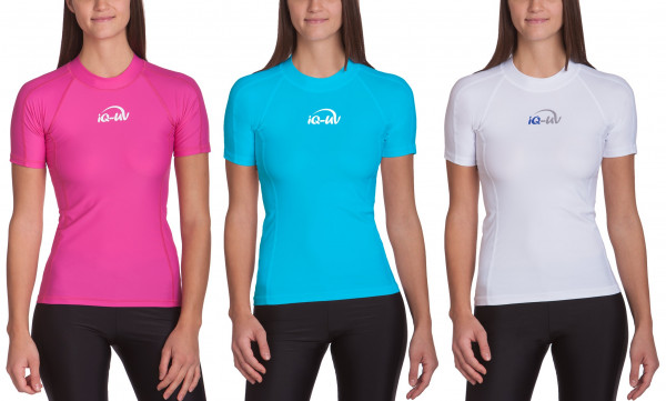IQ UV 300 Shirt Slim Fit Damen UV Shirt