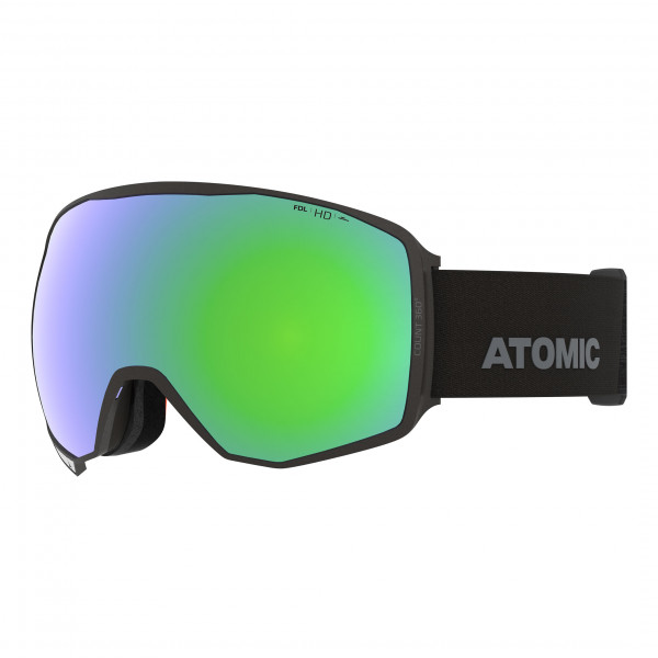 ATOMIC COUNT 360° HD Skibrille Snowboardbrille Collection 2021