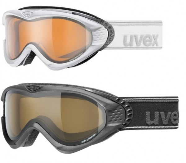 UVEX ONYX POLAVISION Damen Skibrille Snowboardbrille Collection 2021