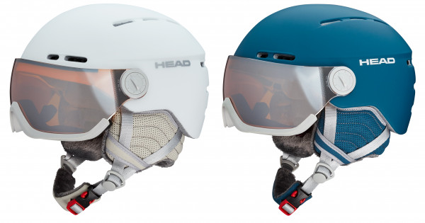 HEAD QUEEN VISIER Damen Skihelm Snowboardhelm Collection 2020