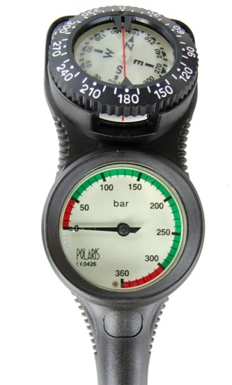 Polaris Top-Line Konsole Finimeter Kompass