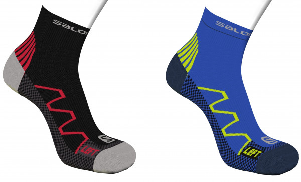 SALOMON XT HAWK Runningsocken Trainigssocken Laufsocken - 1 PAAR Modell 2018