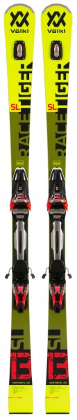 VÖLKL RACETIGER SL mit RMOTION2 12 GW Bindung Slalom Ski Rennski Collection 2020