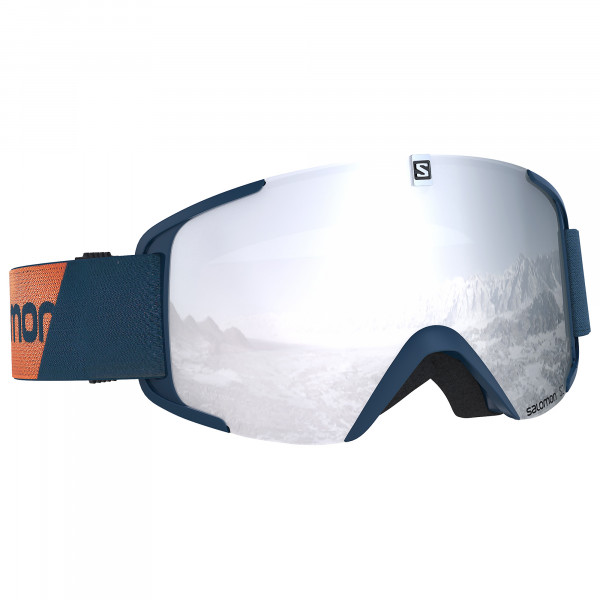 SALOMON XVIEW Skibrille Snowboardbrille (moroccan blu) Collection 2020