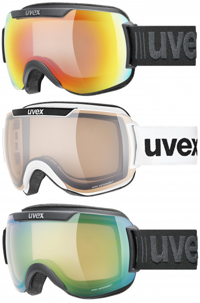 UVEX DOWNHILL 2000 V VARIOMATIC Skibrille Snowboardbrille Collection 2021