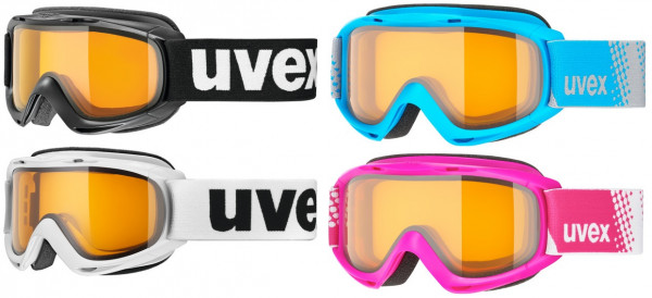 UVEX SLIDER LGL Skibrille Snowboardbrille für Damen und Kinder Collection 2021