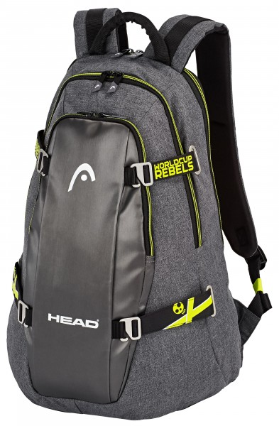 HEAD Rebels Backpack Skirucksack Collection 2019