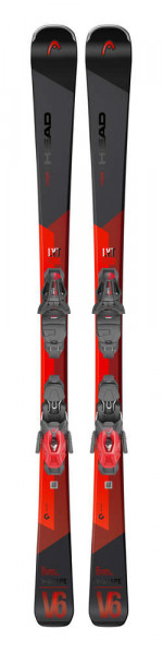 HEAD V-Shape V6 SW LYT PR mit PR 11 GW Bindung Ski Collection 2021