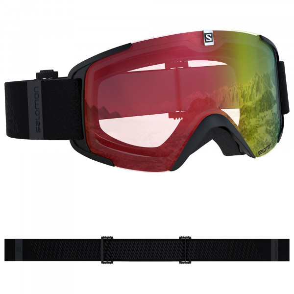SALOMON XVIEW PHOTO Skibrille Snowboardbrille Collection 2020