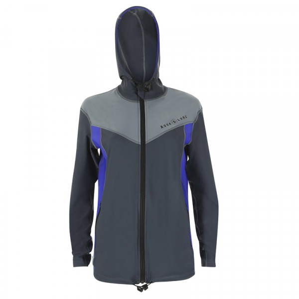 Aqualung Rash Guard Jacket Damen UV Shirt